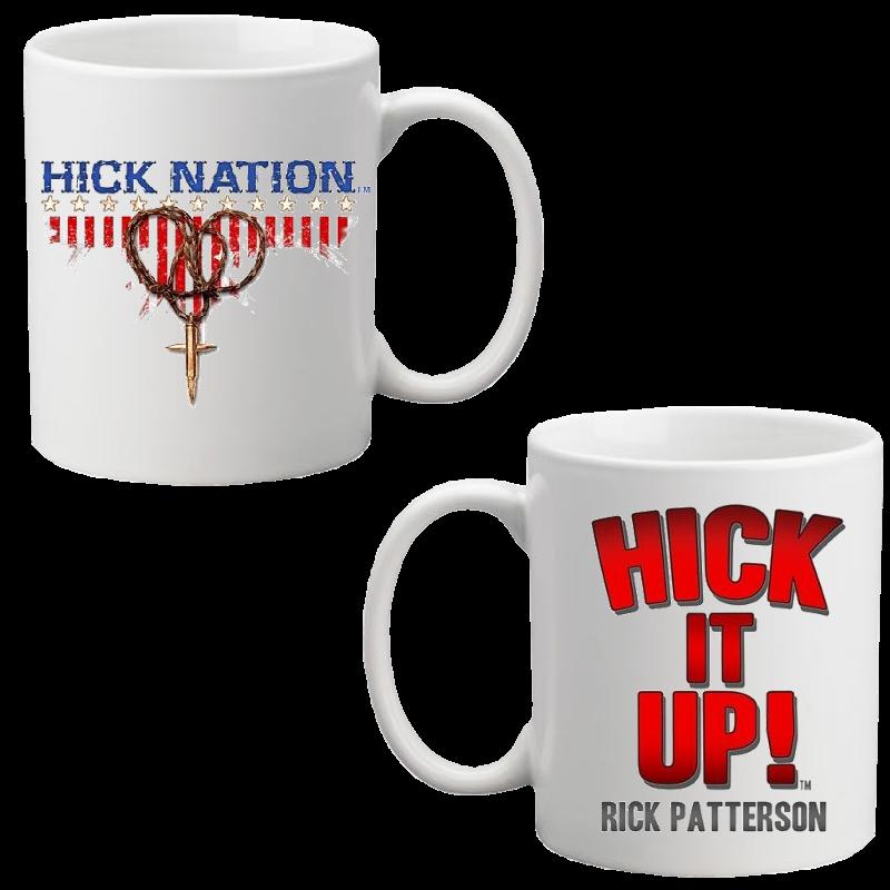 Rick Pattersoon Coffee Mug