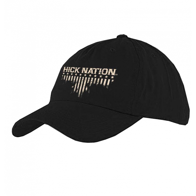 Rick Patterson Black Hick Nation Ballcap
